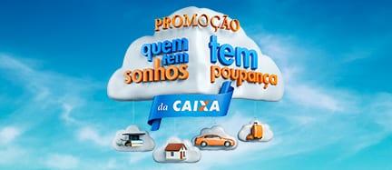 Promoção Poupança CAIXA
