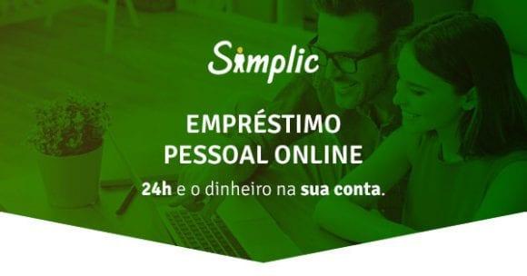 Simplic: Empréstimo Online