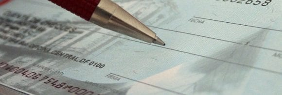 Como sustar um cheque