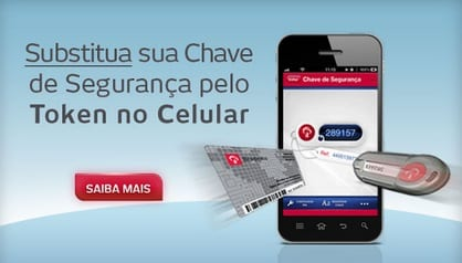 Entenda como funciona o Token do Bradesco no seu smartphone.