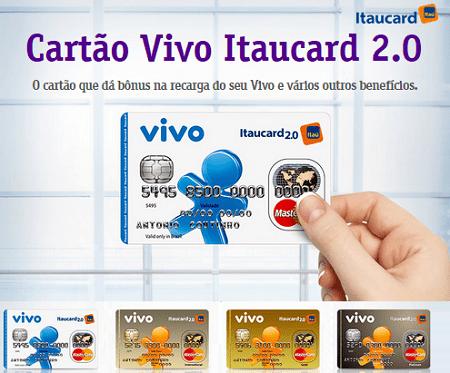 Vivo Itaucard – Confira a Fatura do Cartão