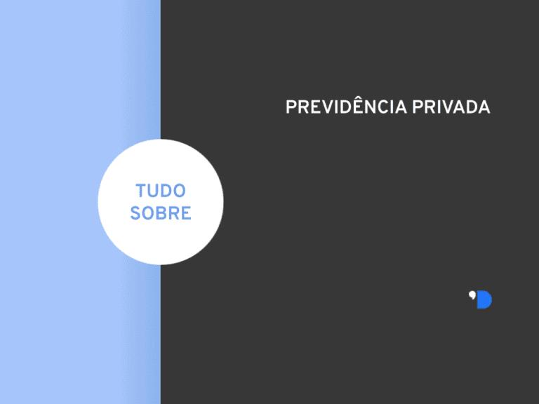 imagem personalizada com a frase tudo sobre previdência privada em destaque