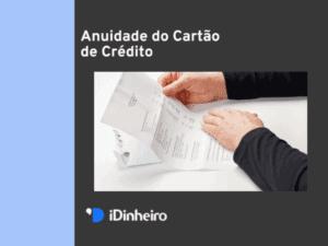 imagem personalizada demonstrando a anuidade cartão de crédito
