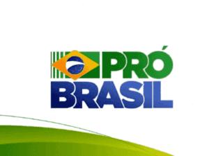 logo do pró-brasil, representando anúncio do pró-brasil