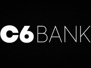 logo c6 bank, que tem aumento de capital