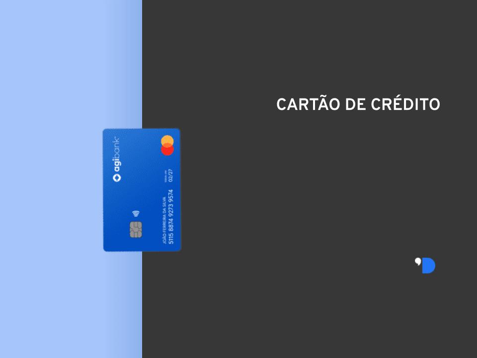 cartão de crédito agibank