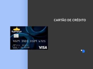 Imagem do cartão Submarino