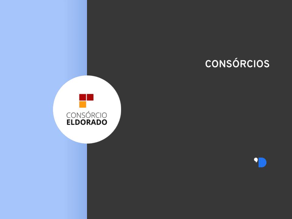 Imagem com a logomarca do Consórcio Eldorado