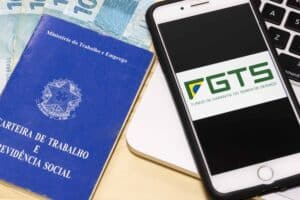 December 24, 2019, Brazil. Working Time Guarantee Fund (FGTS) is a fund created to protect workers who are dismissed without cause.