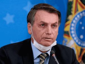 presidente jair bolsonaro, que disse que proposta do renda brasil está suspensa