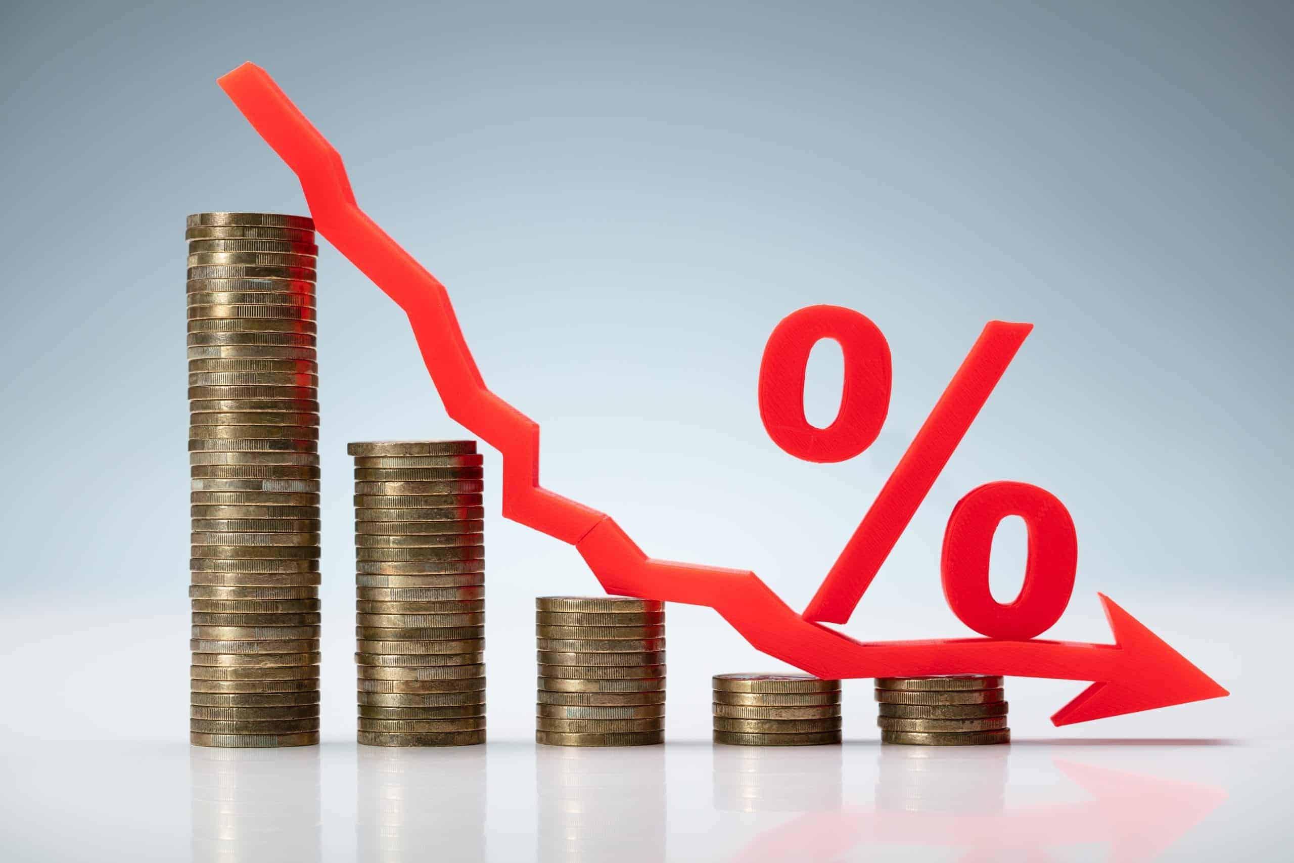 Principais bancos reduzem taxa de juros