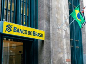 fachada banco do brasil, representando renegociação de dívidas por whatsapp