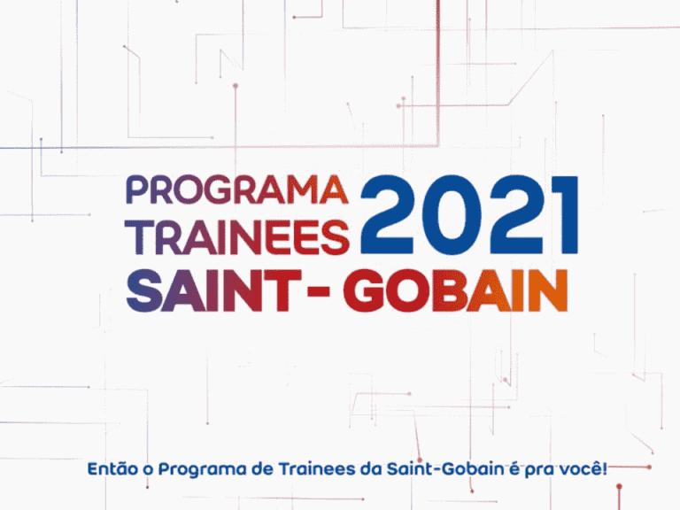 Programa de Trainee Saint-Gobain