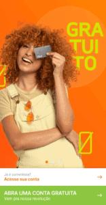 tela inicial do home broker banco inter para abrir uma conta