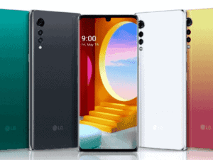 novo smartphone da lg, considerado adversário do iphone