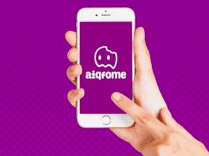 aplicativo aiqfome