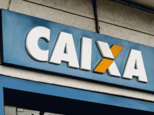 fachada da Caixa, representando bancos não serão privatizados