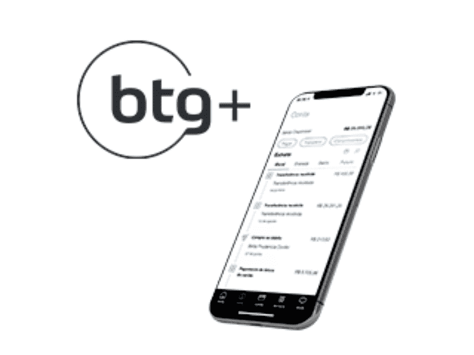 foto de divulgação do BTG+ e BTG+ business