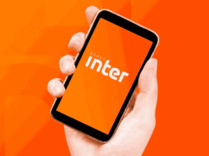 aplicativo inter, representando compras no superapp