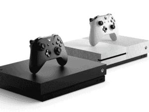 consoles do xbox