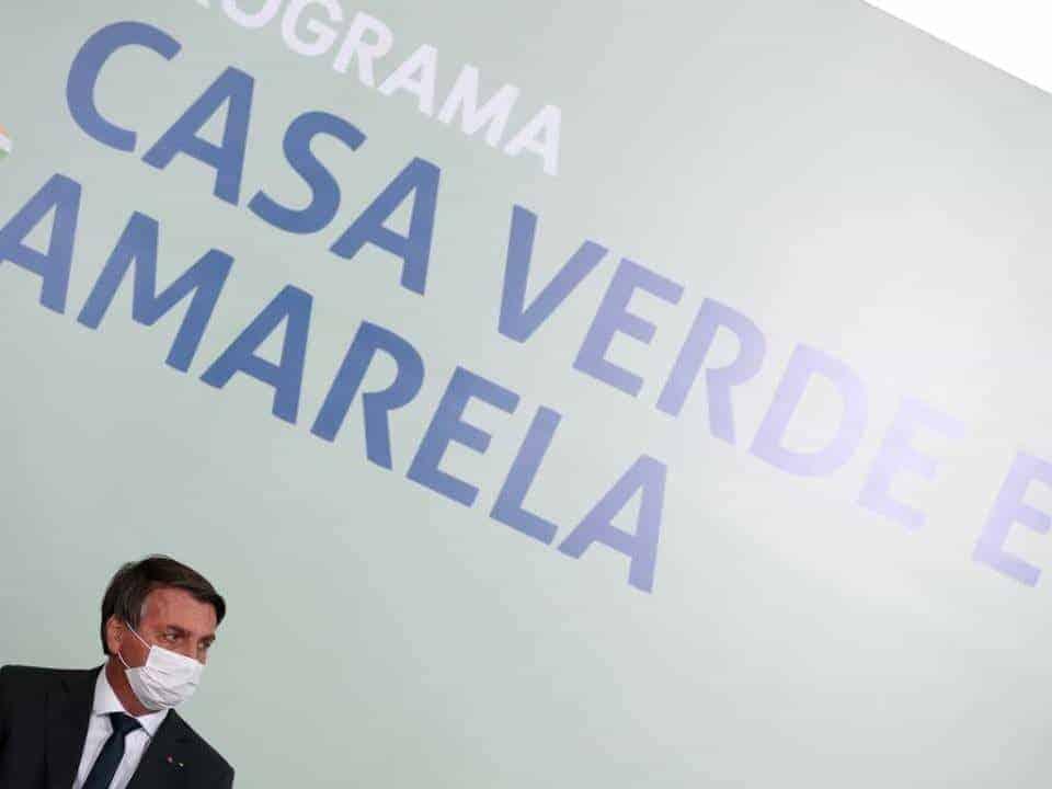 governo suspende financiamento habitacional