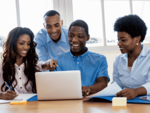 programas de trainee para negros