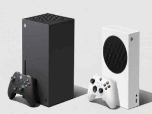 consoles de Xbox representando Microsoft baixa preço do novo Xbox