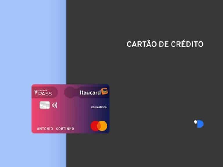 Imagem do cartão de crédito Latam Pass