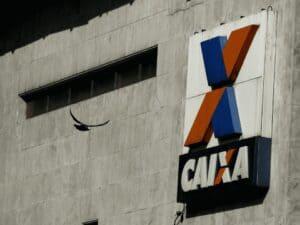 fachada da caixa, representando crédito habitacional da Caixa
