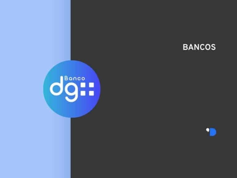 Imagem com a logomarca do banco Digimais
