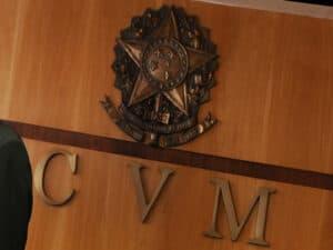 símbolo da cvm, representando programa de educação financeira nas empresas