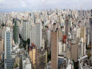 prédios, representando imoveis bb
