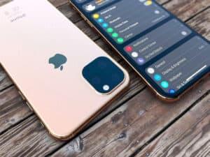 iphones, representando novo iphone 12