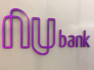 logo do nubank, representando nubank admite erro