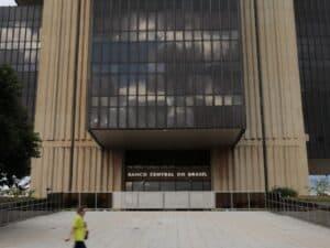 Fachada do Banco Central, órgão responsável pela Taxa Selic