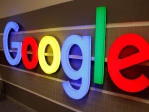 logo do google, representando google lança cursos