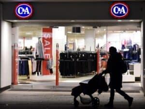 fachada de loja da c&a, representando Vagas na C&A