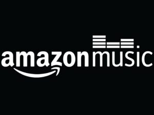 logo do Amazon Music
