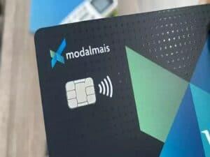 cartão Modalmais representando compra de startups
