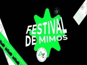 logo do Festival de Mimos next representando Festival de Mimos next