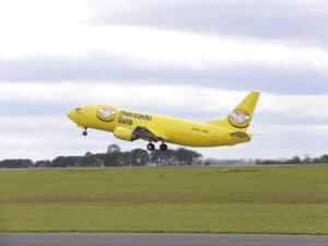 avião do mercado livre, representando mercado livre adquire frota