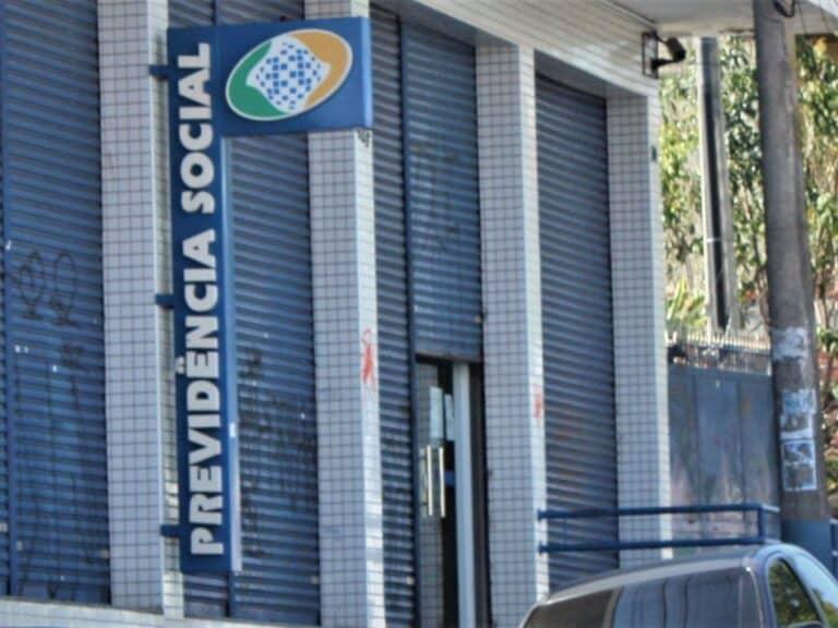 agência do INSS fechada, representando INSS não abrirá agências