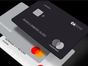 cartões do C6 Bank lança Carbon Friday