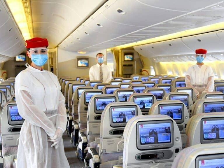interior de aeronave representando black friday pousa na aviação