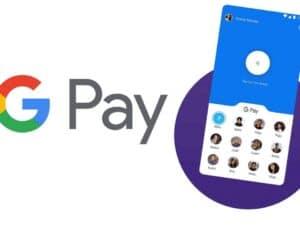 logo da conta digital do google pay