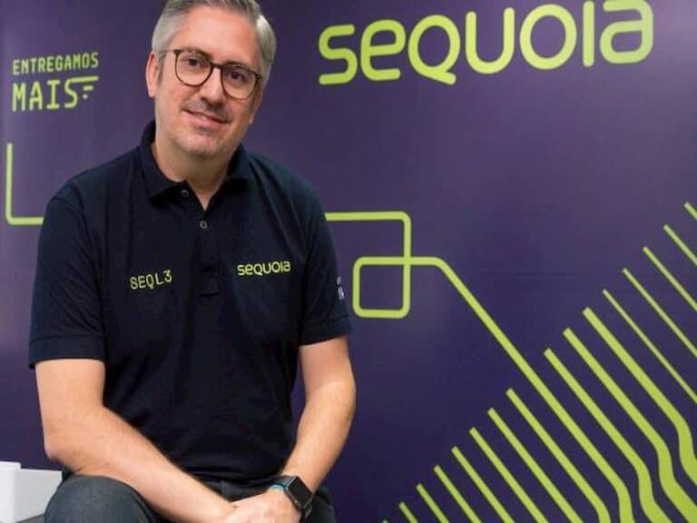 foto do CEO e fundador da Sequoia representando disputa pelos Correios