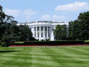 casa branca, representando eleições dos eua na economia brasileira