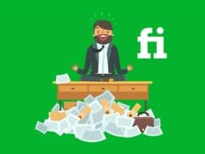 logo da fiverr, empresa de ofertas de trabalho freelancer
