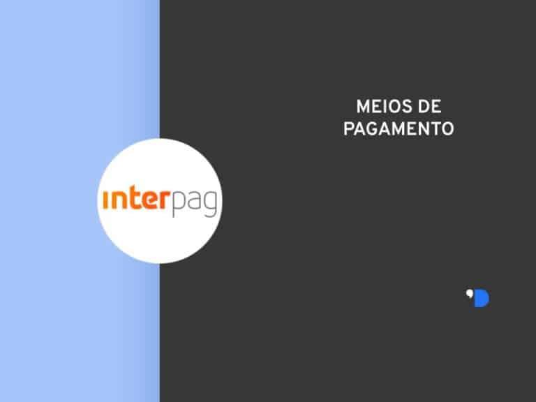Imagem com a logomarca do InterPag