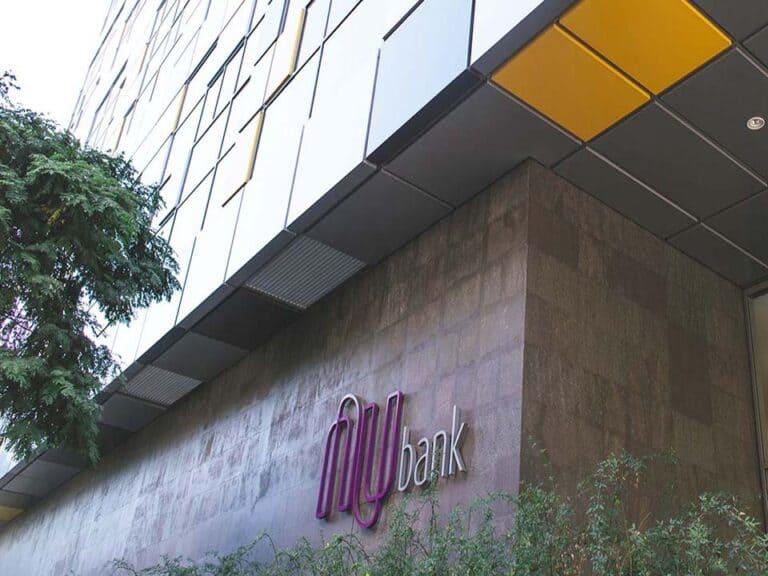 fachada do nubank, representando Nubank libera cobrança por PIX